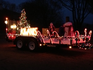 Netcong Holiday Parade 2013
